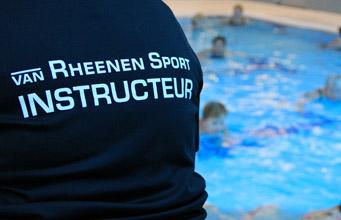 zwemles instructeur
